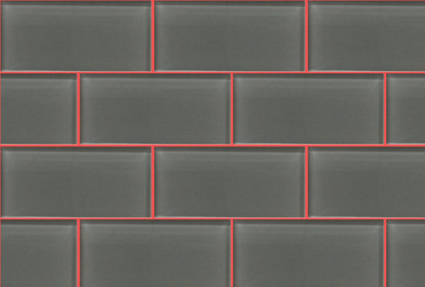 Red tile grout by Grout360