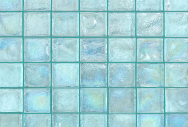 Turquoise tile grout by Grout360
