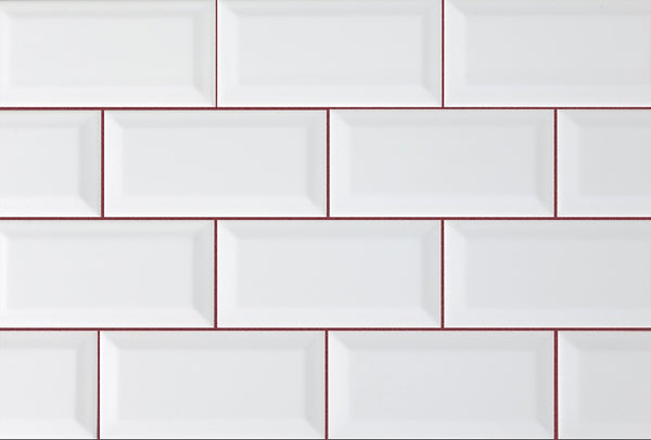 Wine tile grout by Grout360