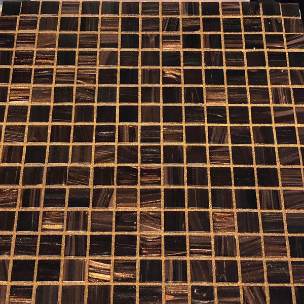 E-1500 Metallic Bronze Gold Sanded Epoxy Tile Grout - 11 lbs per kit