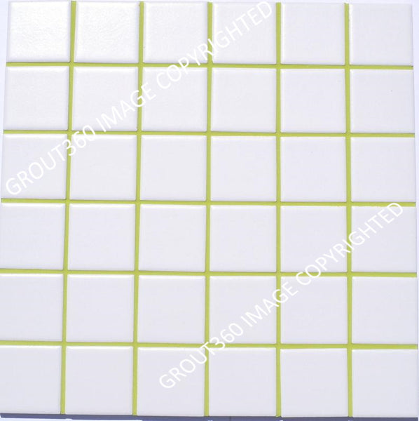 Unsanded Avocado Tile Grout - Green Grout