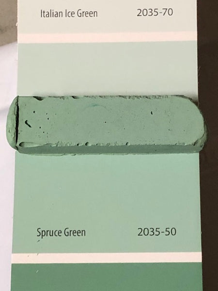 XT Custom - matched to BM 2035-50 Spruce Green Unsanded Grout