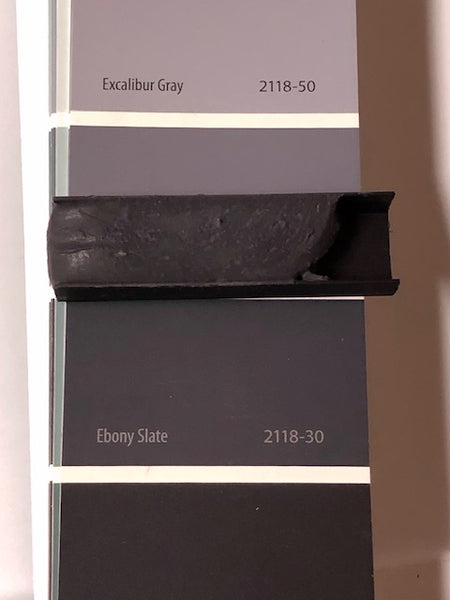XT Custom - matched to BM 2118-30 Ebony Slate Unsanded Grout