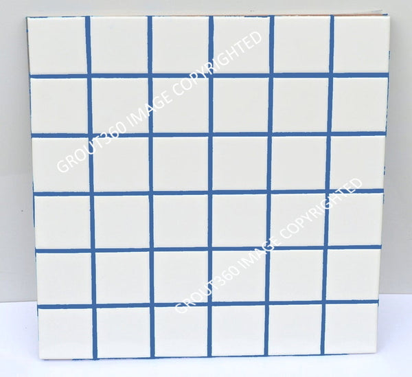Sanded Cobalt Blue Tile Grout - Blue Grout