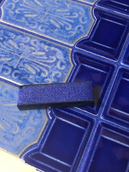 Epoxy Tile Grout Cobalt Blue