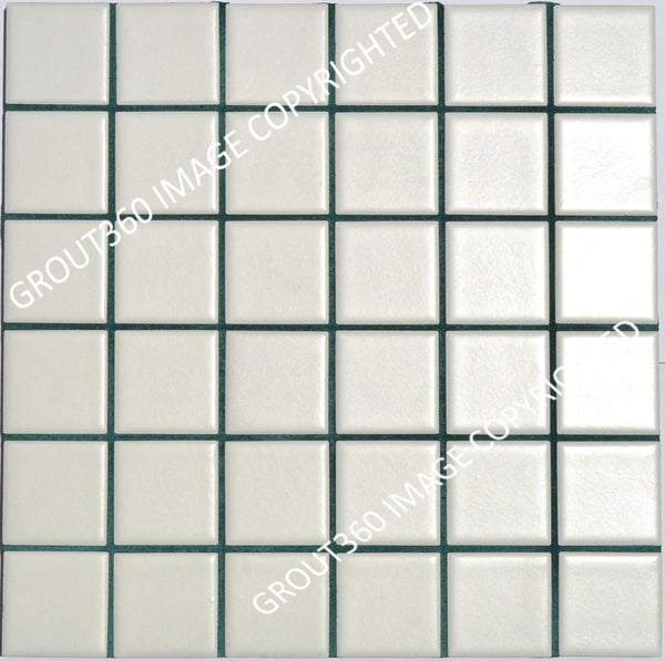 Unsanded Douglas Fir Tile Grout - Dark Green Grout