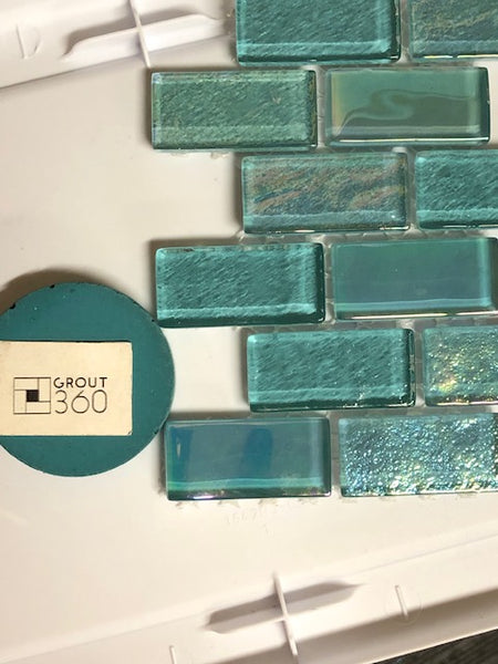 XT Custom - Damato Teal Unsanded Grout