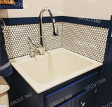 Unsanded Navy Blue Tile Grout - Blue Grout
