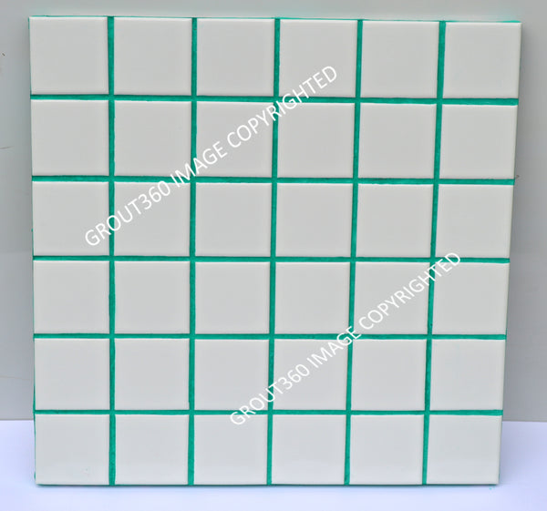 Sanded Meadow Green Tile Grout - Green Grout