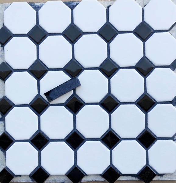 Epoxy Tile Grout Navy Blue