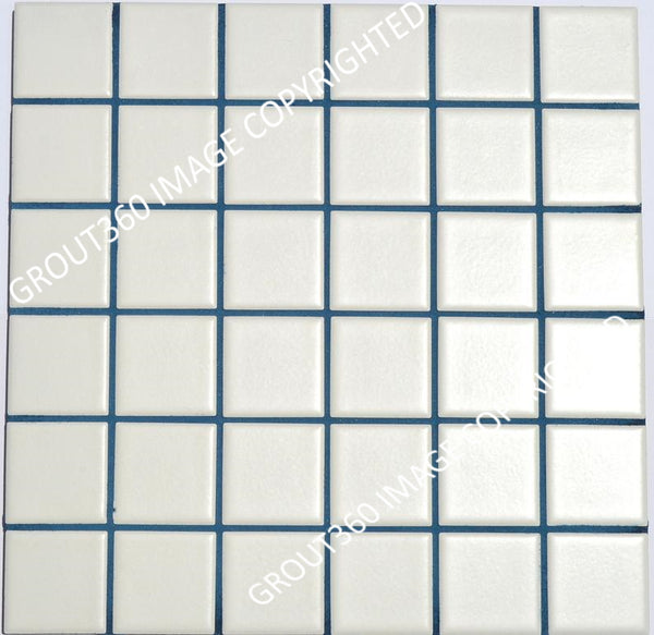 Unsanded Pacifica Tile Grout - Medium Blue Grout