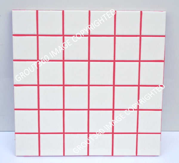 Unsanded Rouge Tile Grout - Red Grout