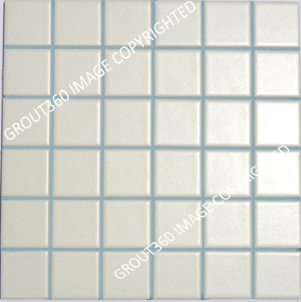 Sanded Blue Sailcloth Tile Grout - Light Blue Grout