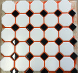 Epoxy Tile Grout Orange