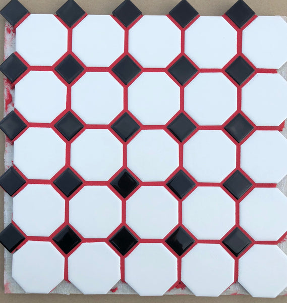 Epoxy Tile Grout Red