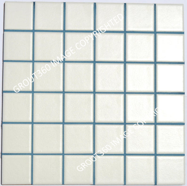 Unsanded Williamsburg Blue Tile Grout - Medium Blue Grout