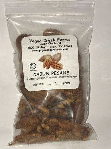 Cajun Pecans - Yegua Creek Farms