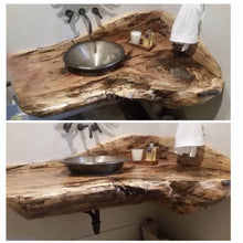 Pecan Wood Tables (sample photos) - Yegua Creek Farms