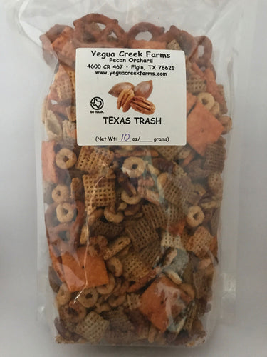 Texas Trash - Yegua Creek Farms