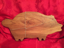 Pig Cutting Board - Yegua Creek Farms