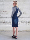 The Ariahla Denim Dress