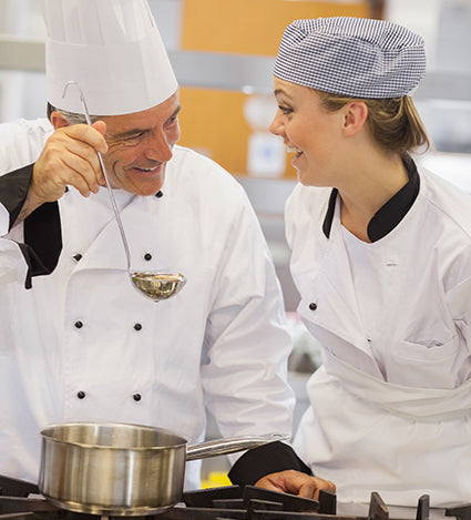 Culinary Products™ Chef's Registrar