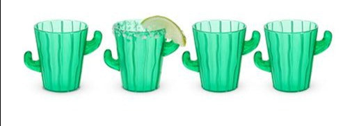 cactus-shot-glasses-set-of-4-by-true-zoo