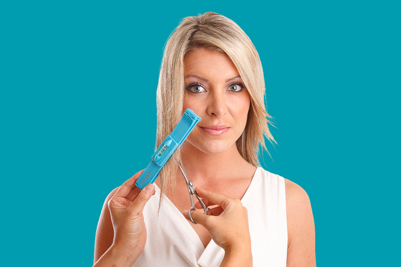 Cutting Your Own Thin or Fine Hair