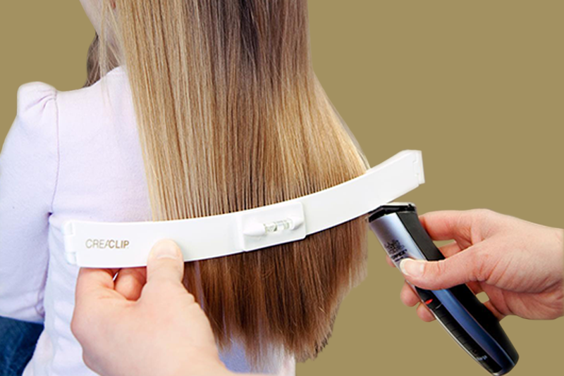How To Cut Your Hair At Home When You Can't Get To The Salon