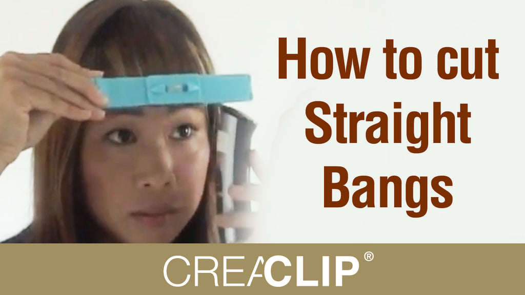 Straight Across Bangs