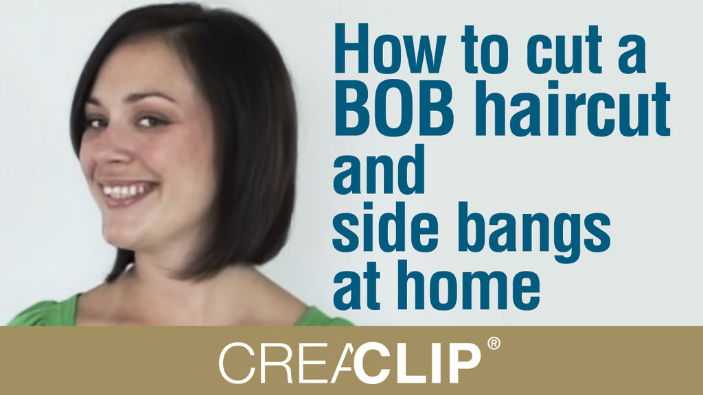 Basic Bob haircut