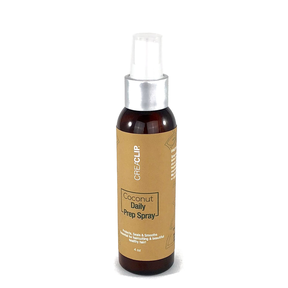 CreaClip Coconut Prep Spray