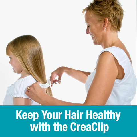 Keep Your Hair Healthy with the CreaClip