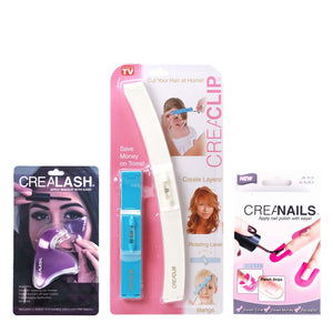 Original CreaProducts Trio Package - CreaProducts Inc.