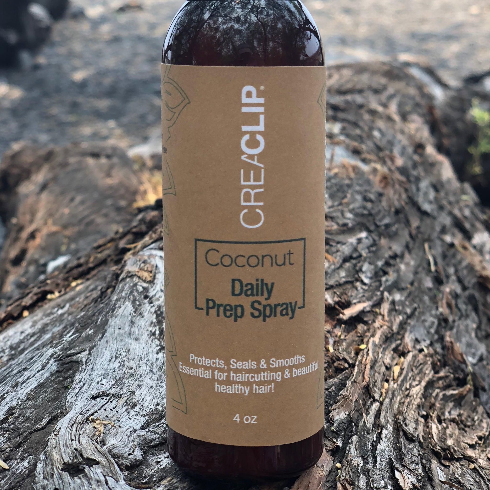 CreaClip Coconut Prep Spray - CreaProducts Inc.