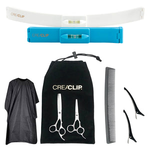 Original CreaClip Complete Package & Scissors