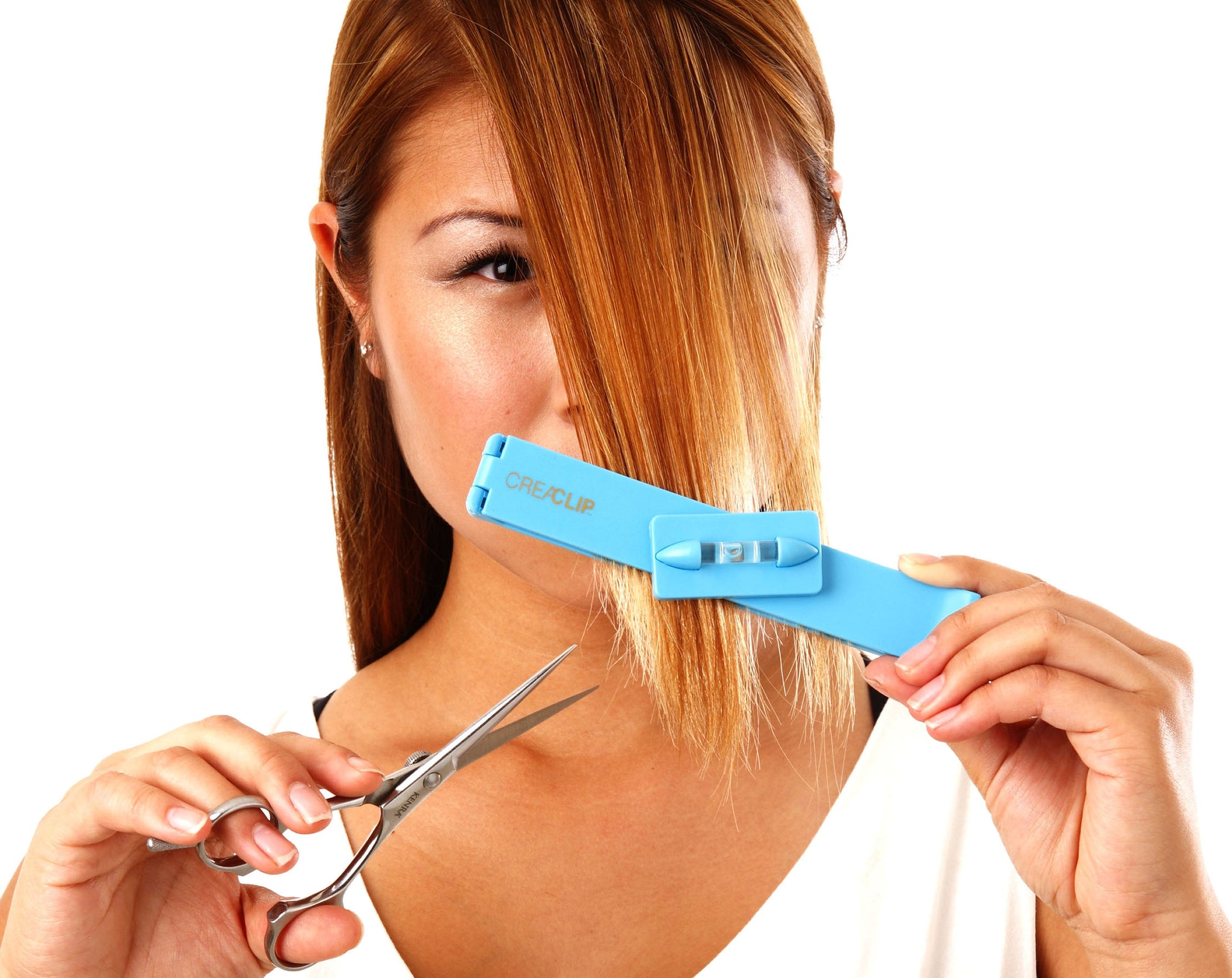 Original CreaClip Set & Scissors - CreaProducts Inc.