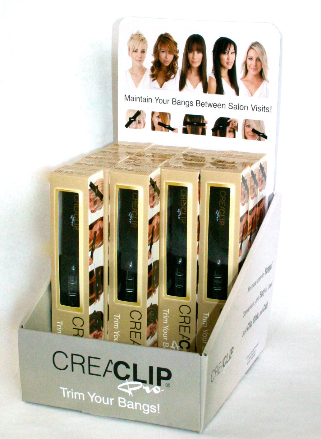 Original CreaClip PRO - CreaProducts Inc.