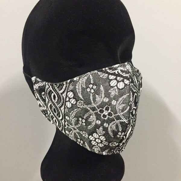 Luxe Fabric Face Mask