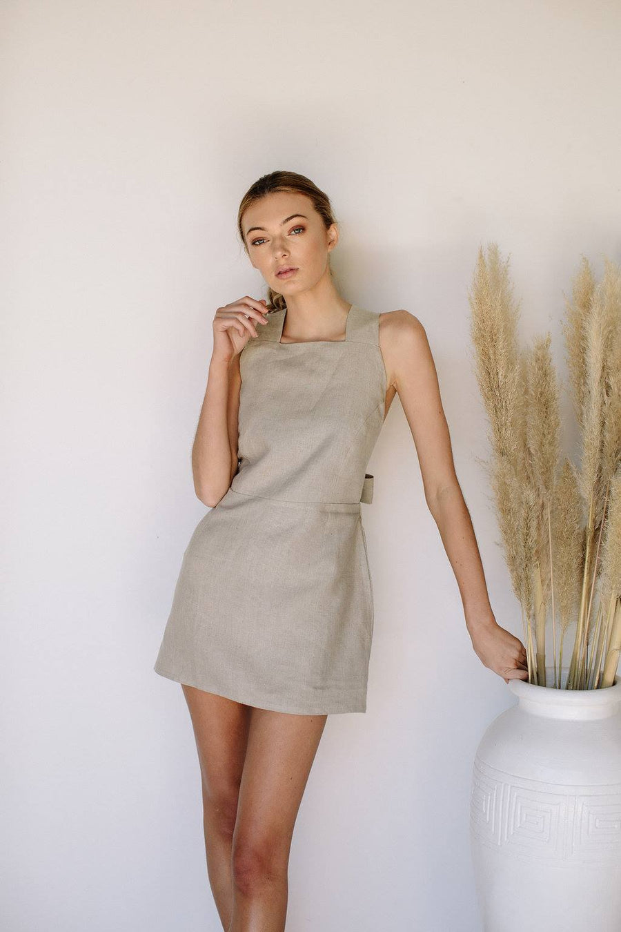 VALENTINA DRESS - OAT