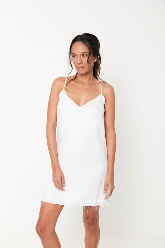 PIA SLIP DRESS