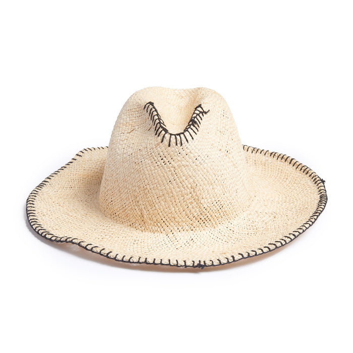 LA PLAYA HAT - BLACK