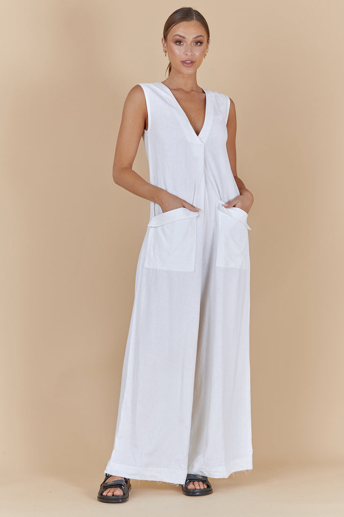 ONSHORE OVERALL - WHITE