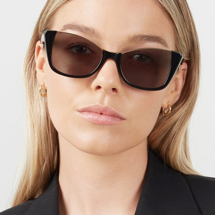 ROWE SUNGLASS - BLACK