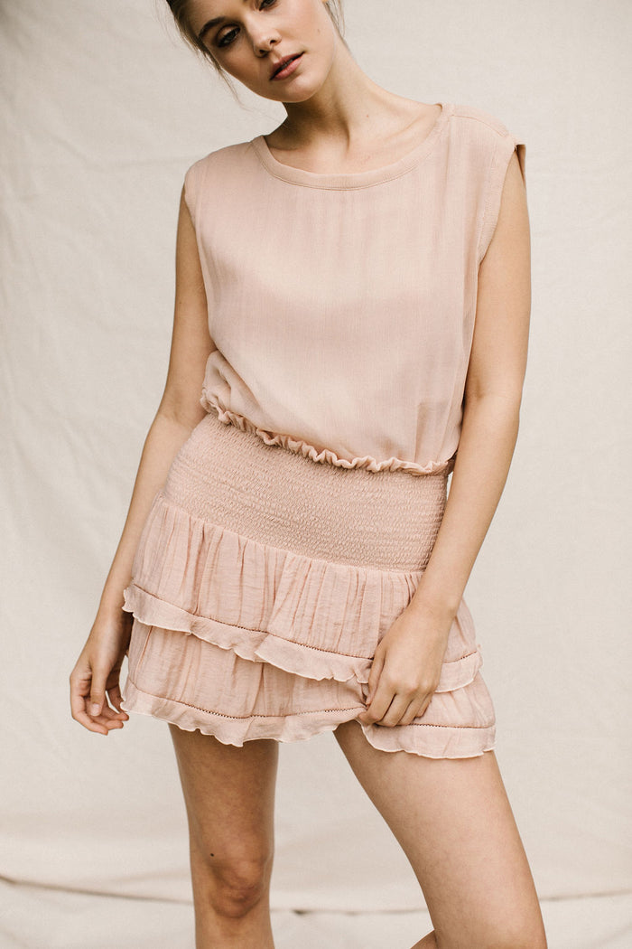 ADRA TOP - PEACH