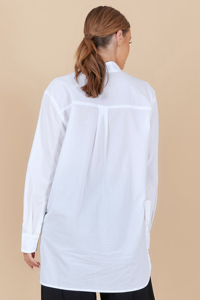 ZEPHYR SHIRT - WHITE
