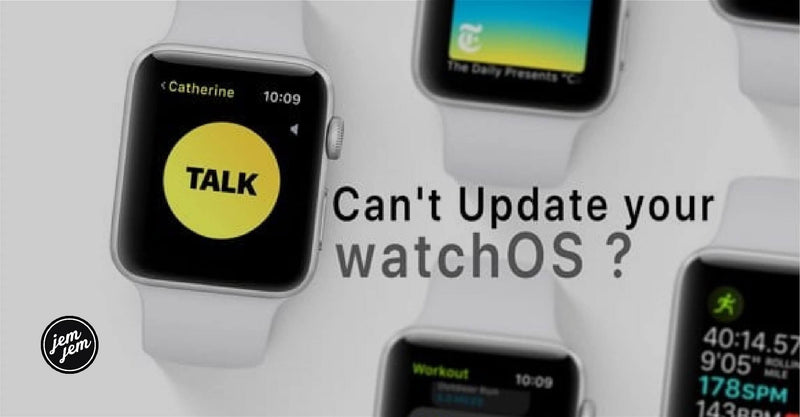 Can't update watchOS? How to troubleshoot common problems
