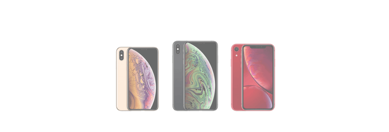 iPhone XS vs. iPhone XS Max vs. iPhone XR: What's the difference?