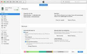 How to Securely Encrypt Your iTunes iPhone Backup