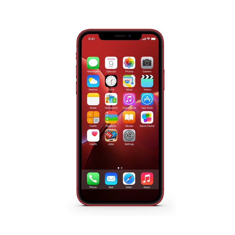 Apple iPhone XR 64 GB / 128GB / 256 GB (Refurbished-Excellent condition)